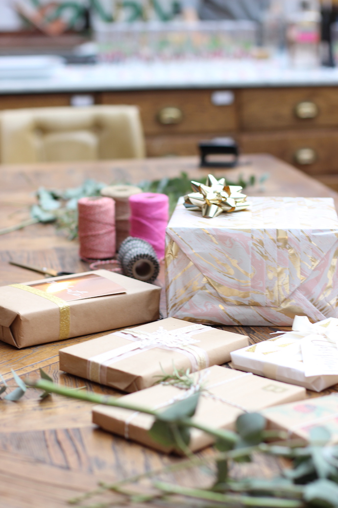 Make Wrap Mingle workshop | Growing Spaces
