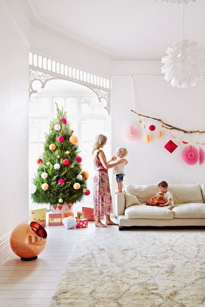Creative Christmas tree inspiration | Growing Spaces