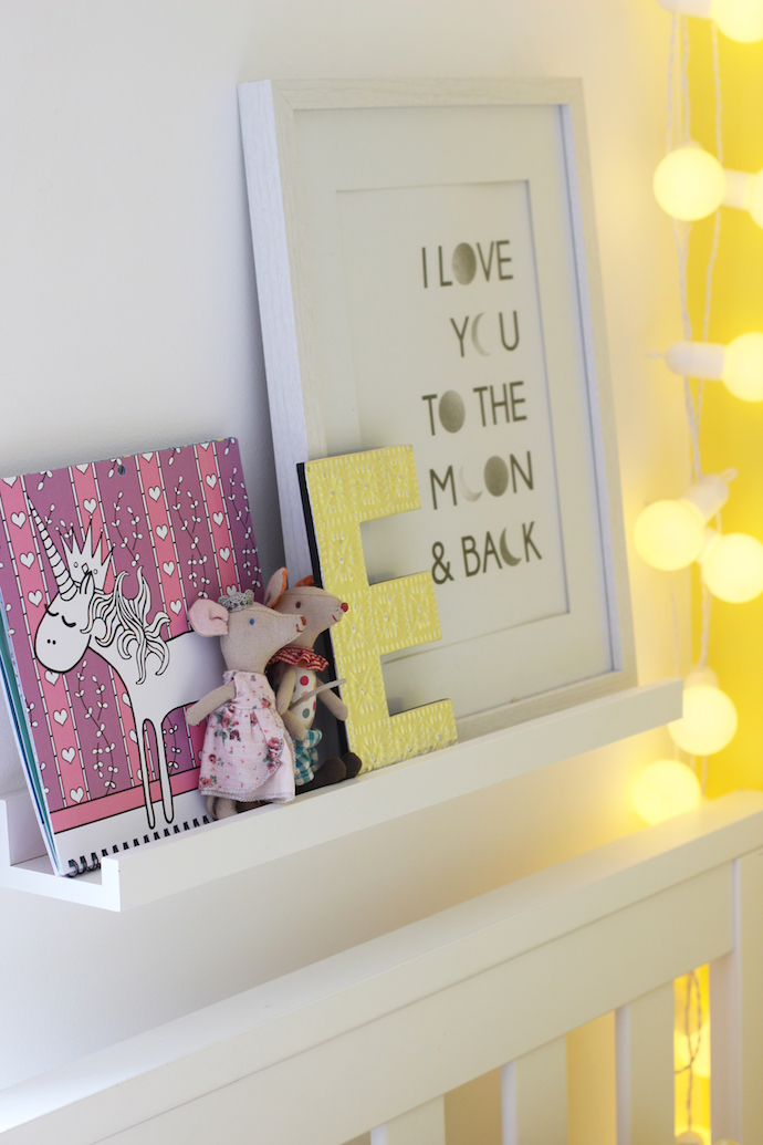 How to add fun colour to a kid's room | Growing Spaces