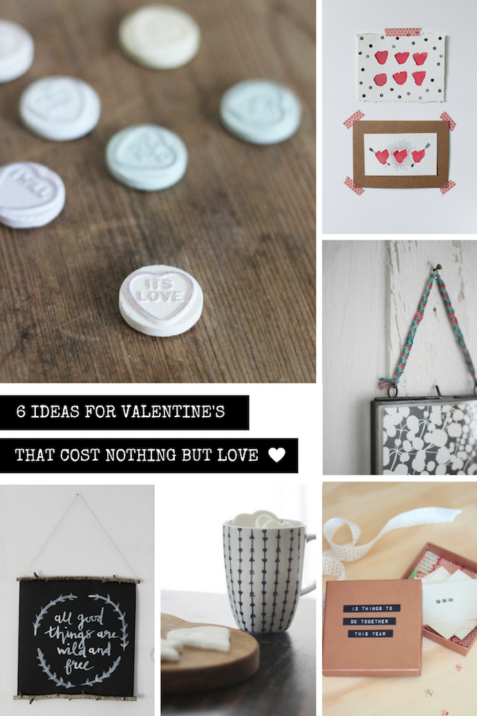 6 ideas for Valentine's that'll cost you nothing but love | Growing Spaces