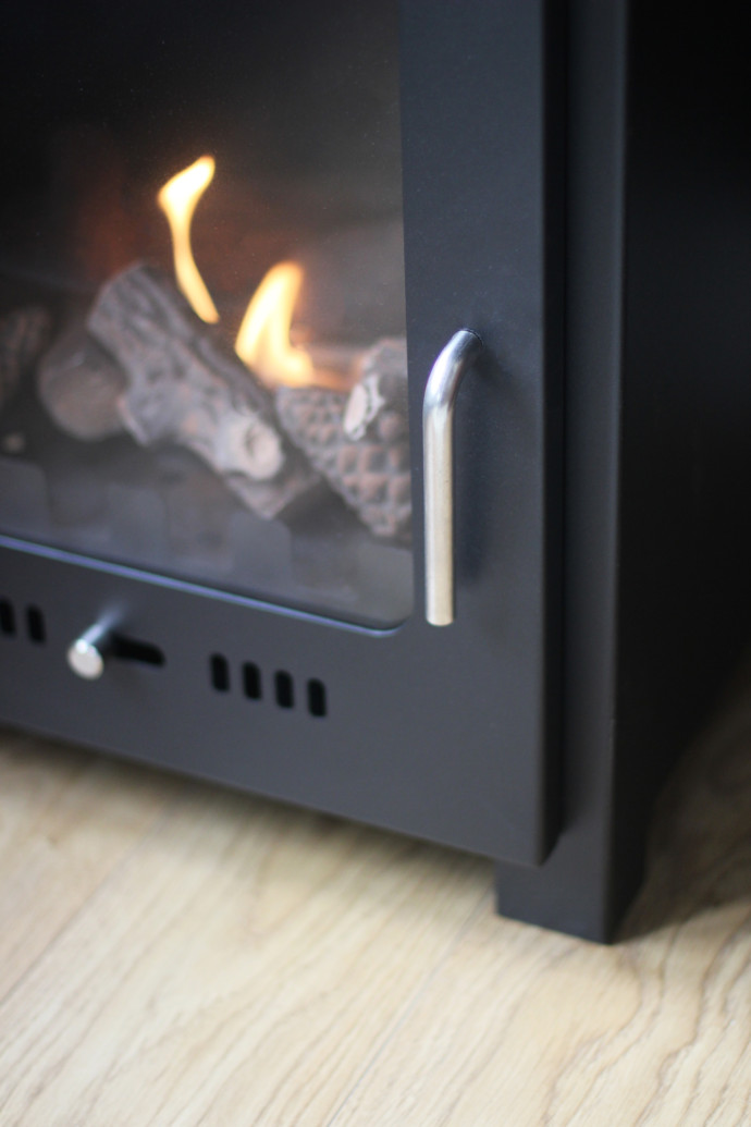 Faking it: a wood burner for cheats