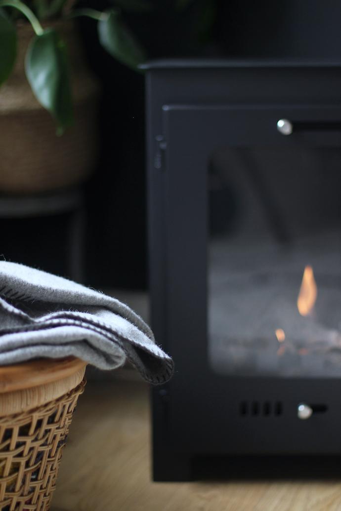Faking it: a wood burner for cheats