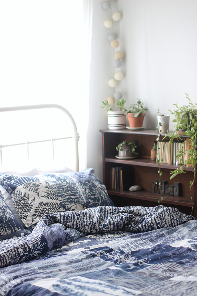Clarissa Hulse bed linen | Growing Spaces