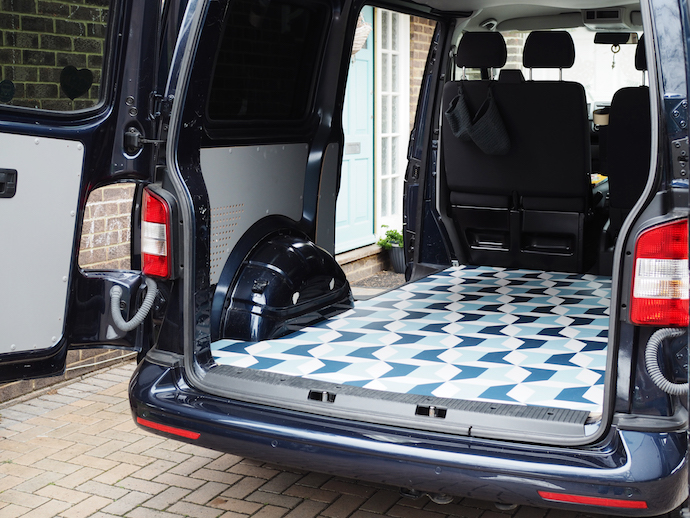Van build: DIY VW T5 conversion