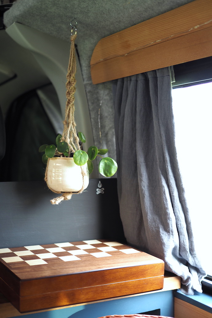 Rustic T5 campervan conversion | Growing Spaces